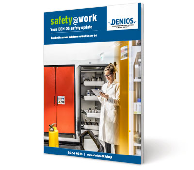 safety at work - Cabinets